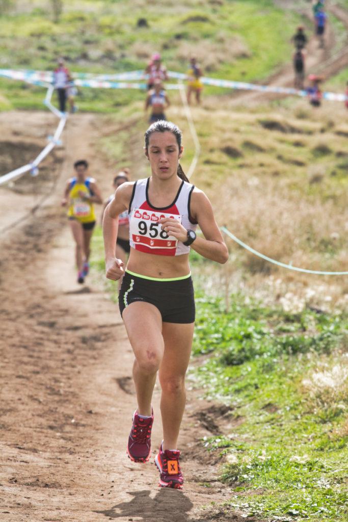 Daniela Sousa - Campeonato Regional de Corta-Mato 2018