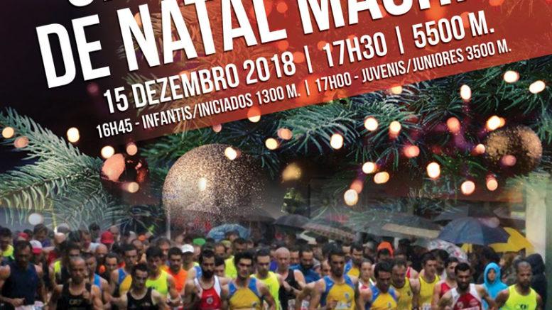 Dezembro 2018 Correr na Cidade